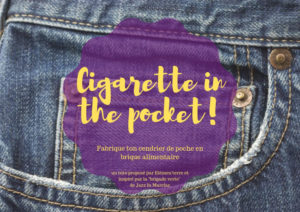 Cigarette in the pocket 1/3